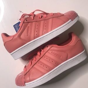 08c003884d09 adidas Shoes - Adidas Superstar 80s Tactile Rose Leather